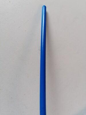 Buitenkabel blauw (1 meter)