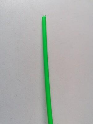 Buitenkabel fluo groen(1 meter)