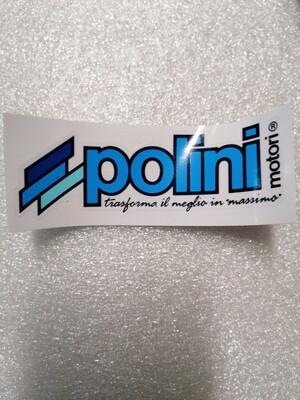 Polini sticker