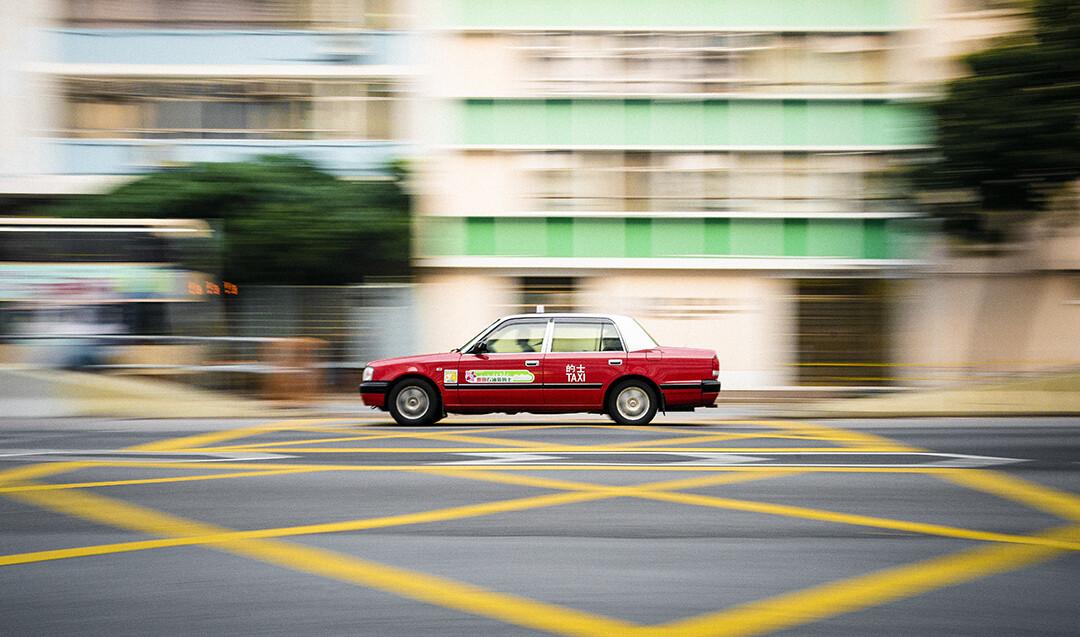 TAXI OF HONG KONG | HK