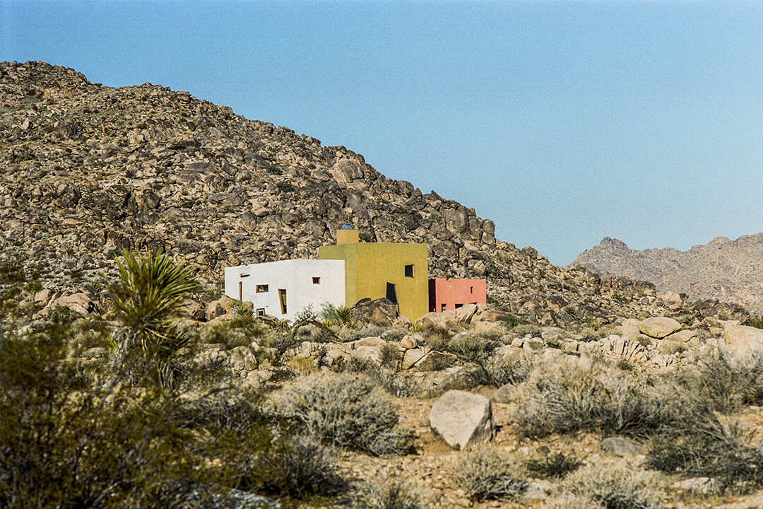 THE MONUMENT HOUSE - JOSHUA TREE | USA