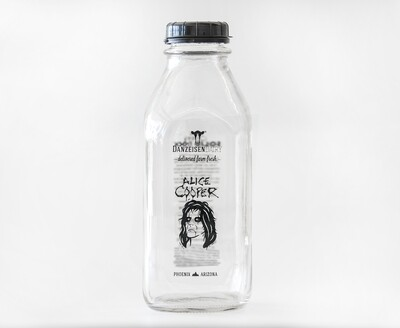 Special 2nd Edition Alice Cooper Bottle