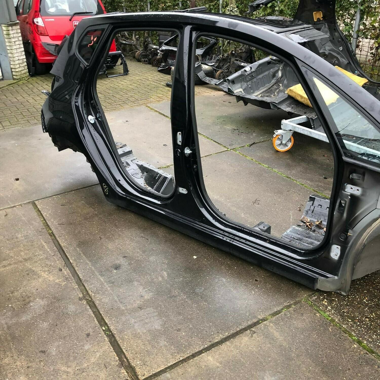 Hyundai ix20 Kleurcode PAE Phantom Black Carrosserie Rechts