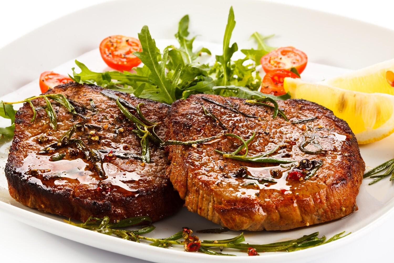 Beef Strip Loin Steak