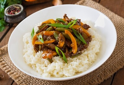 Beef Tenderloin (stir fry cut)