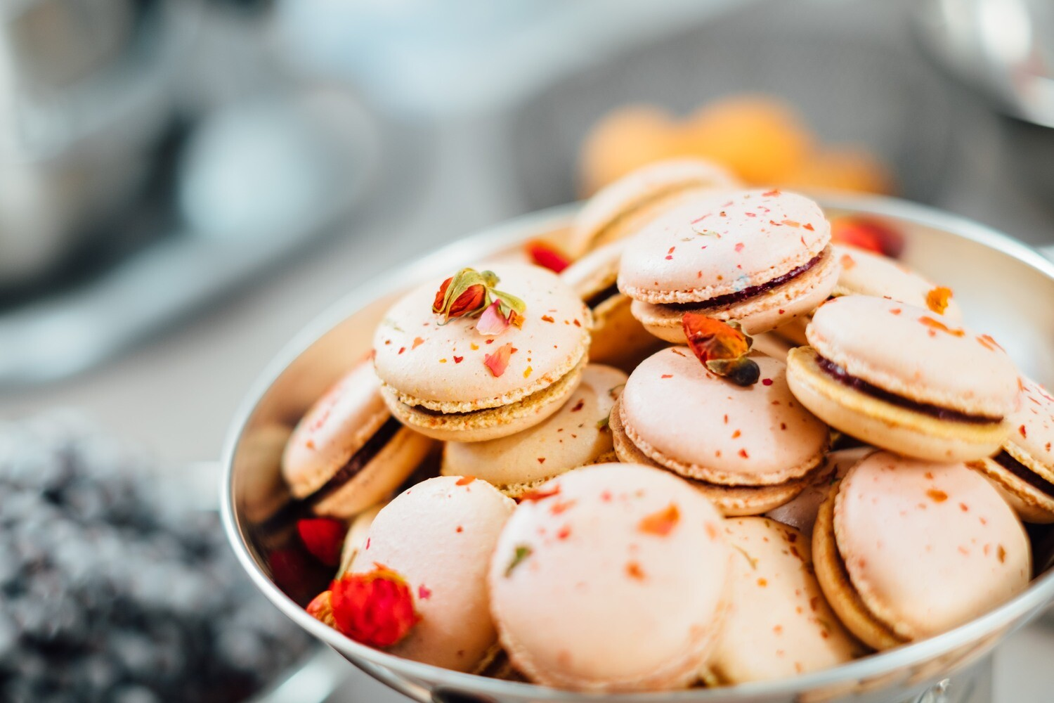 Assorted French Macaroons