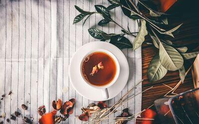 Iced or hot teas