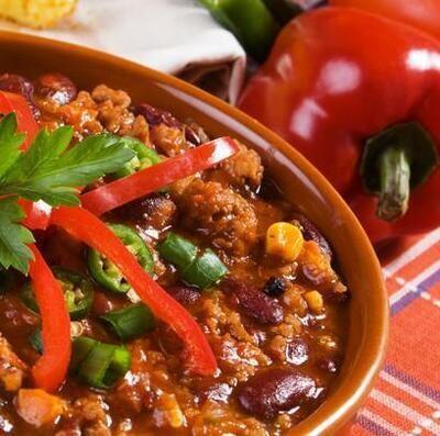 Chili - Keto and Paleo