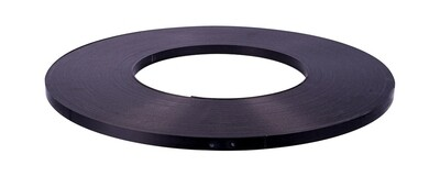 EW Staalband 19mm zwart