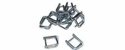 16 mm gegalvaniseerde buckles