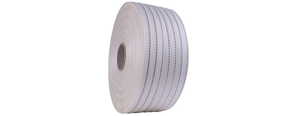 Geweven textielband 13 mm omsnoeringskit