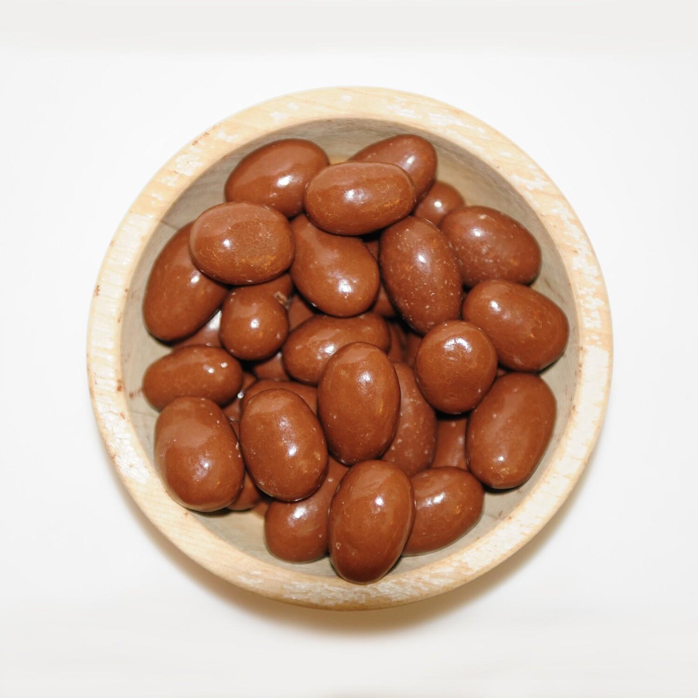 Chocolade melk amandel