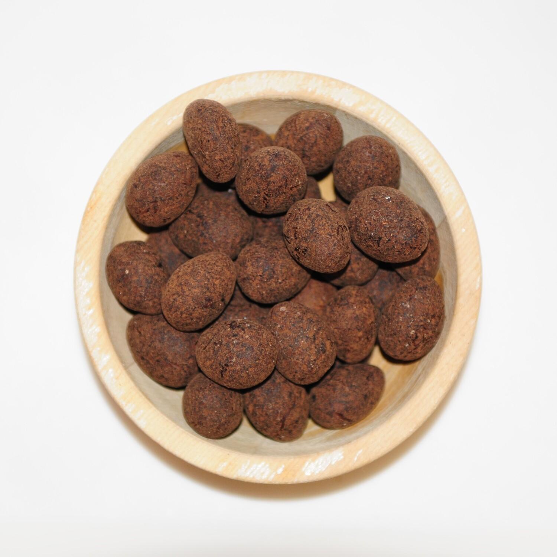 Chocolade melk cacao amandel