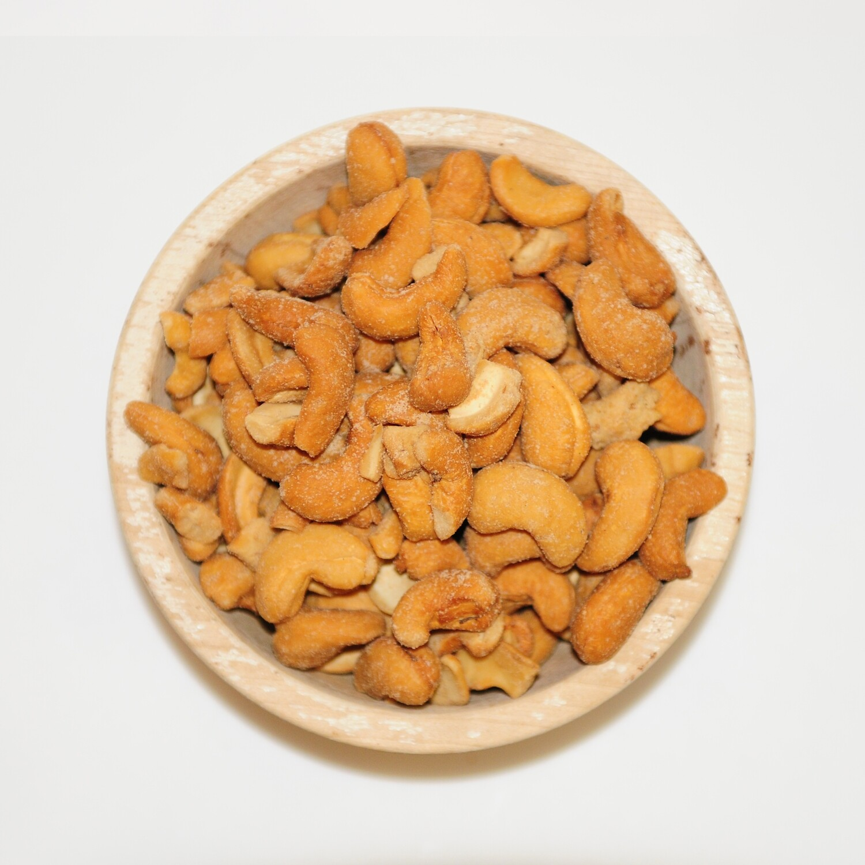 Cashew geroosterd en gezout