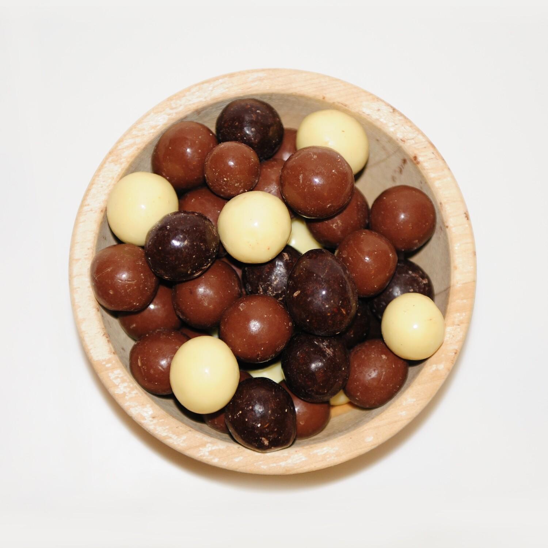 Chocolade gemengd hazelnoot