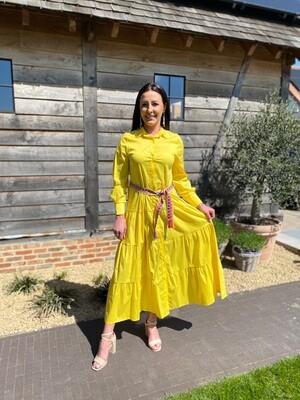 Kleed MM geel