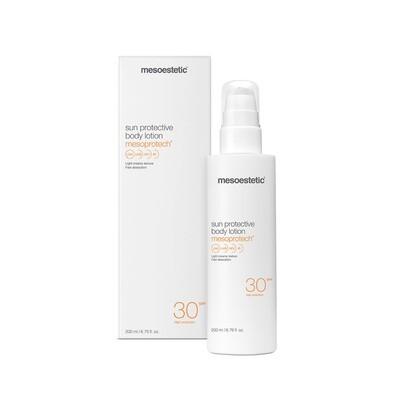 Mesoprotech sun protective body lotion 30+SPF  200ml