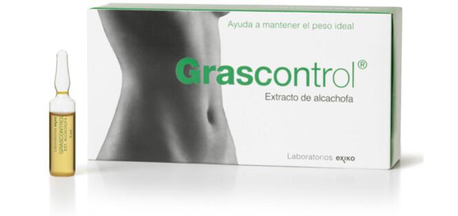 Grascontrol DETOX artichoc