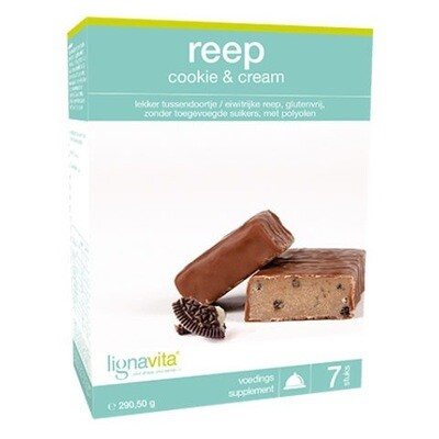 Reep Cookie & Cream