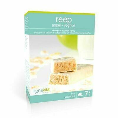 Reep Appel-yoghurt (etui van 7)