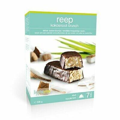 Reep Kokosnoot crunch (etui van 7)