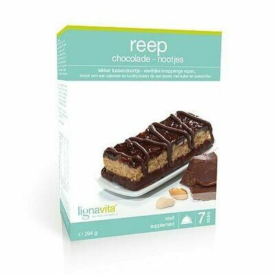 Reep Chocolade nootjes (etui van 7)