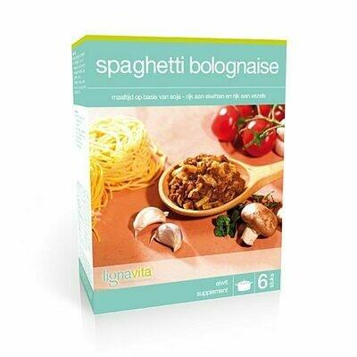 Spaghetti bolognaise (etui van 6)