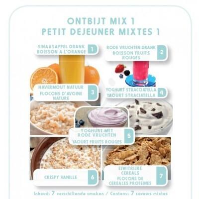 Ontbijt Mix