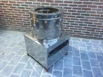 Plukmachine Kalkoen