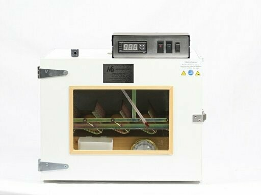 MS 35 halfautomaat broedmachine