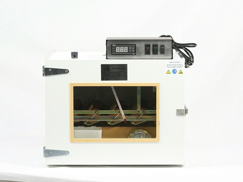 Ms 50 halfautomaat broedmachine
