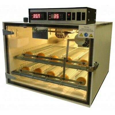 MS 100 Volautomaat broedmachine