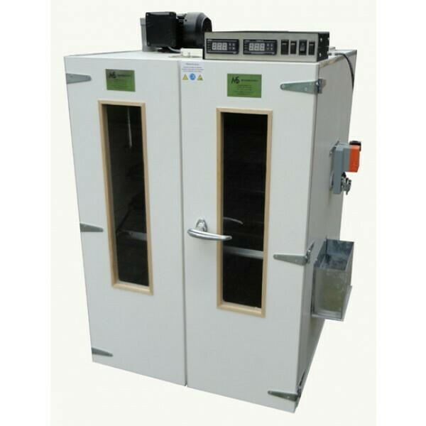 MS500 Slaglatten broedmachine