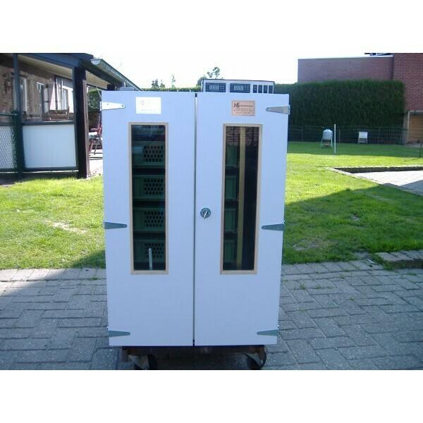 MS 700U Uitkomstmachine