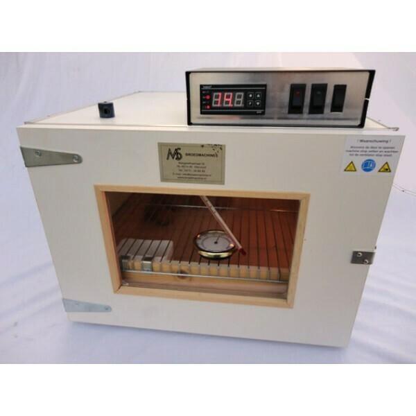 MS 80U Uitkomstmachine