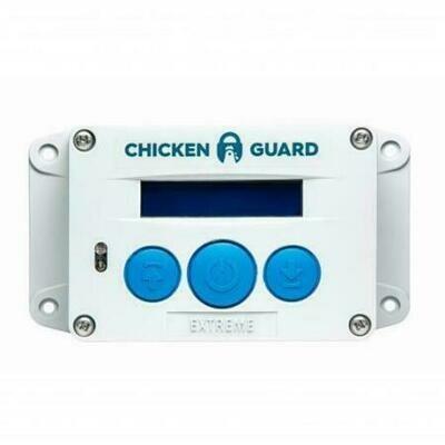 Chickenguard automatische hokopener