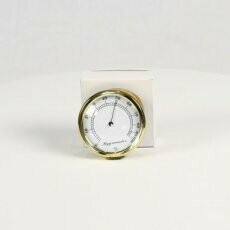 Analoge hygrometer, rond