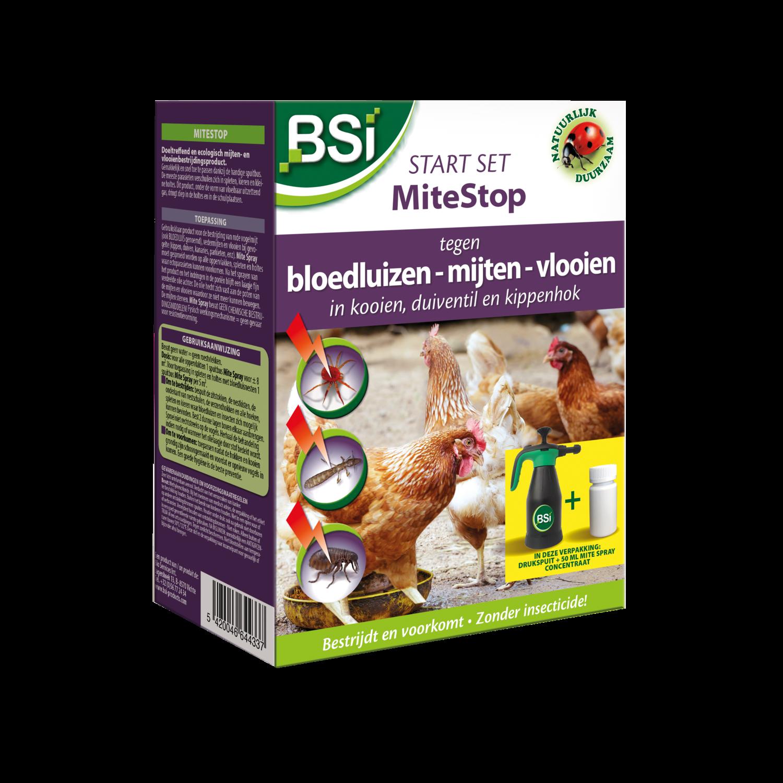 BSI Mitestop 50ml + drukspuit 1,5L