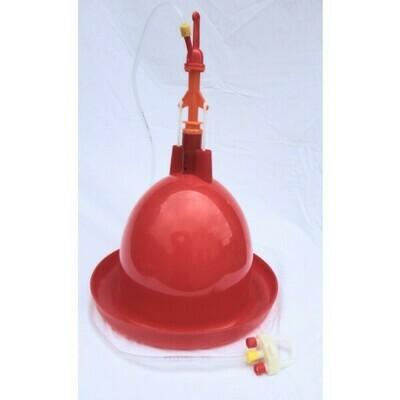 Automatische pluimveedrinker