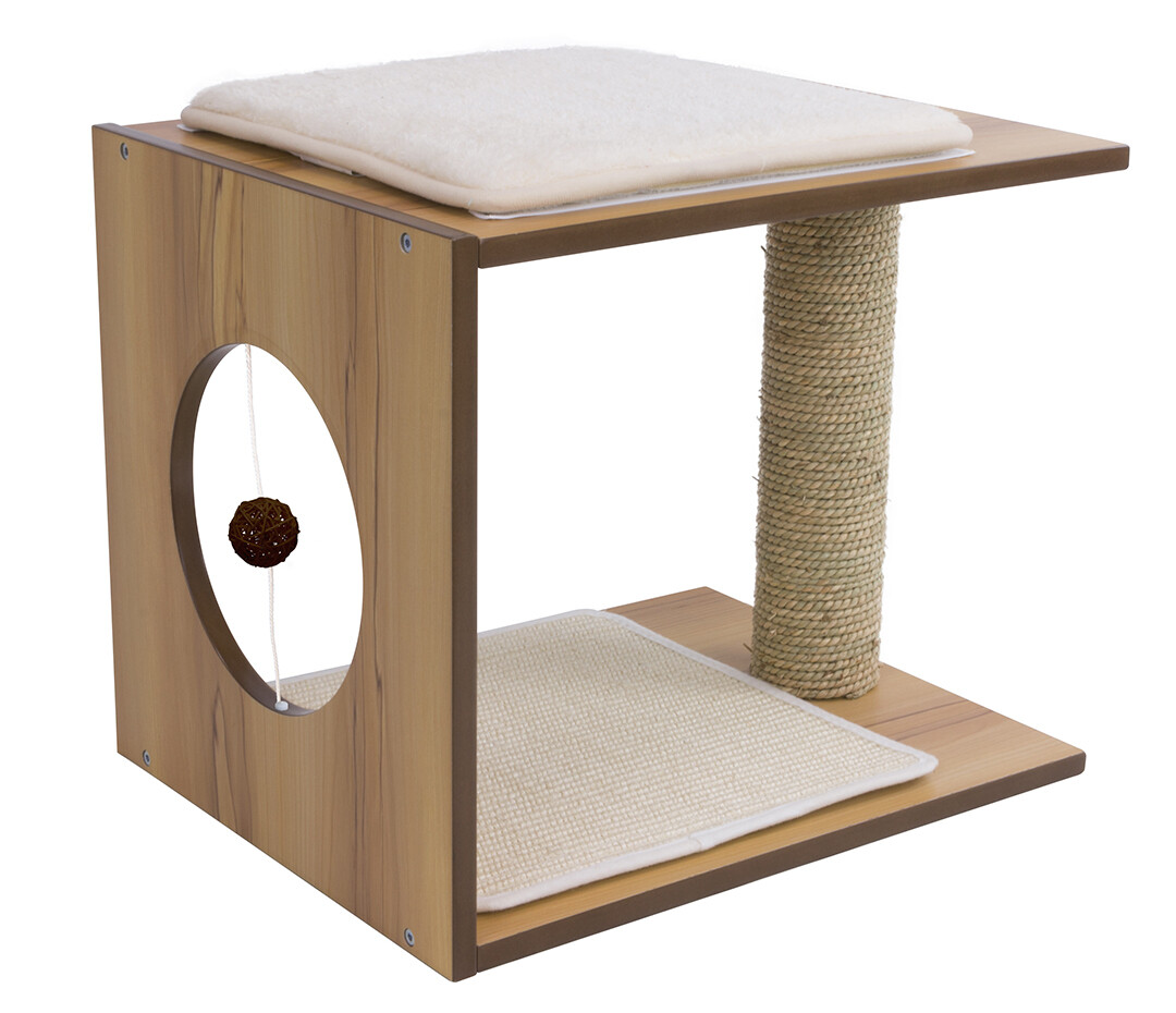 Vesper V-stool Bruin