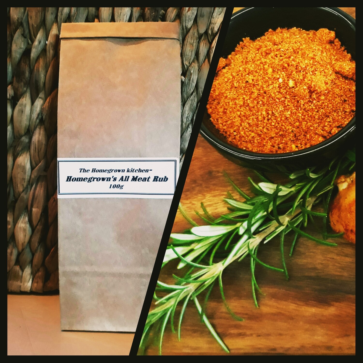 Homegrown's All Meat Rub