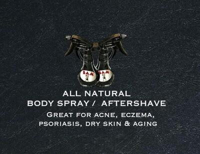 BAM Body Spray