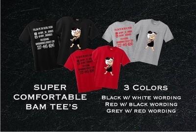 BAM T-Shirts