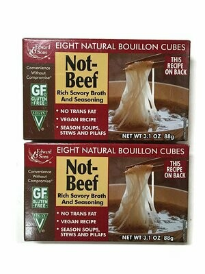 Not Beef Bouillon Cubes please read descriptions