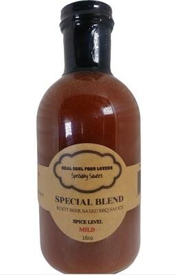 Special Blend   BBQ Sauce 16oz