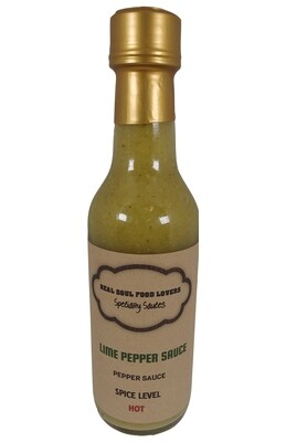 Lime Pepper Sauce