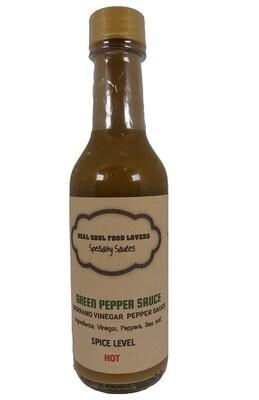 Green Pepper Sauce