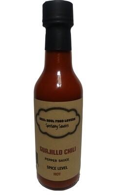 Guajillo Chili  Pepper Sauce