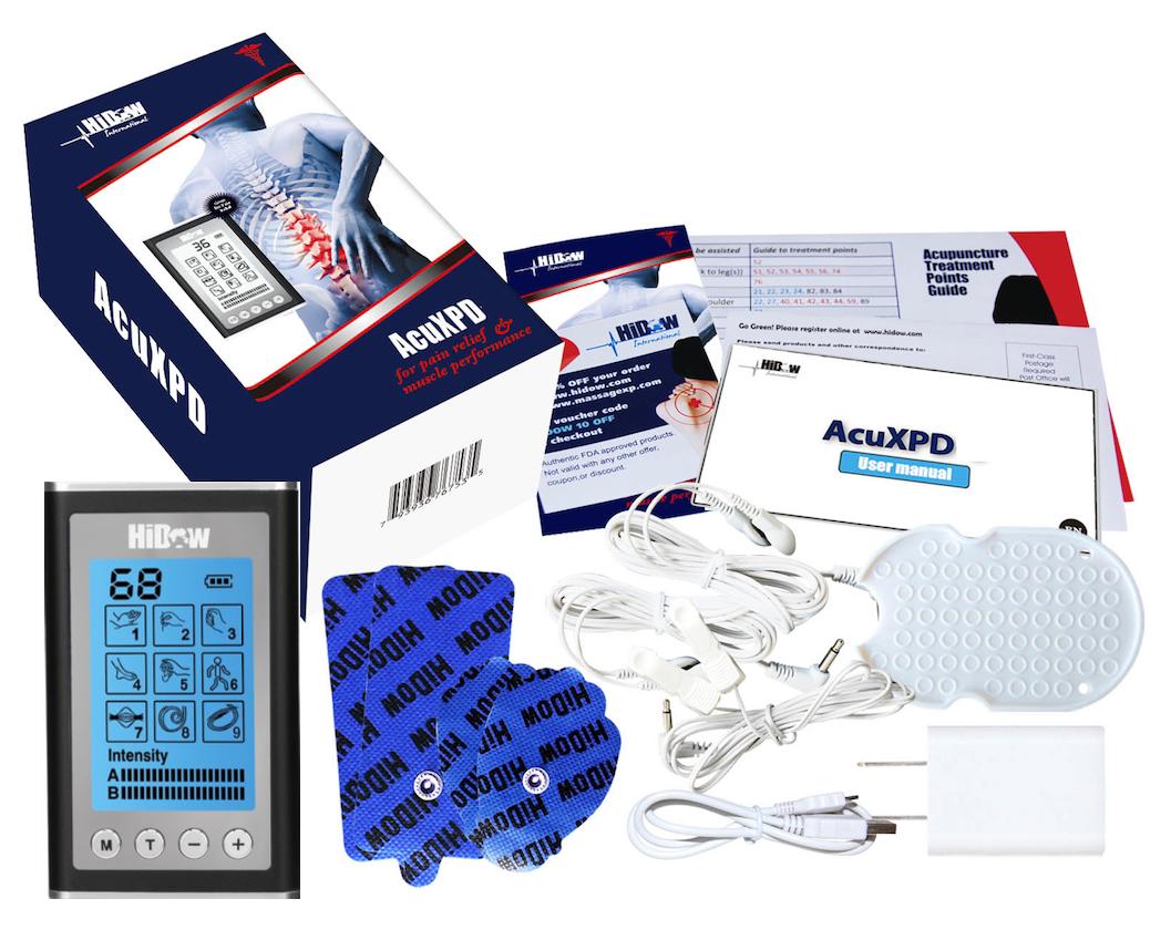 AcuXPD HiDow TENS/EMS Device