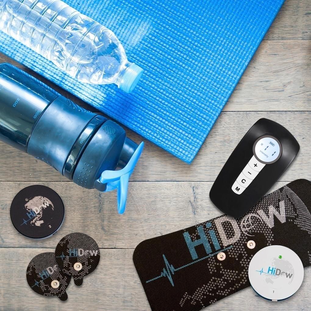 HiDow Wireless 4-9 TENS/EMS Device